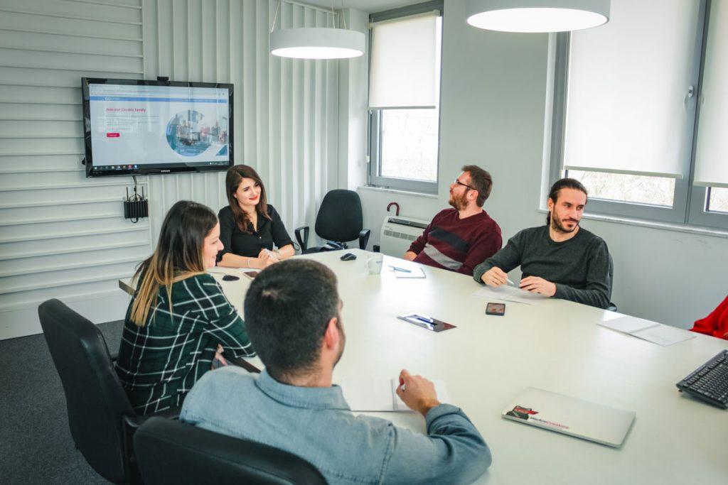 Cosmic Development Software Developers Meeting