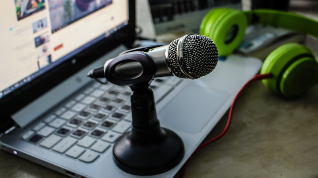 Audio Content as Social Media Marketing Tip
