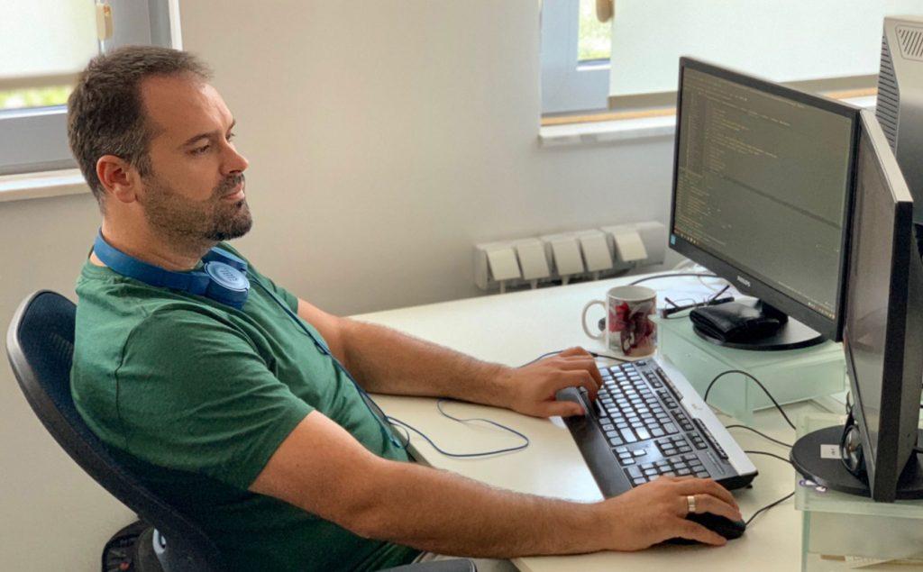 Zharko Mircheski, Senior PHP Developer