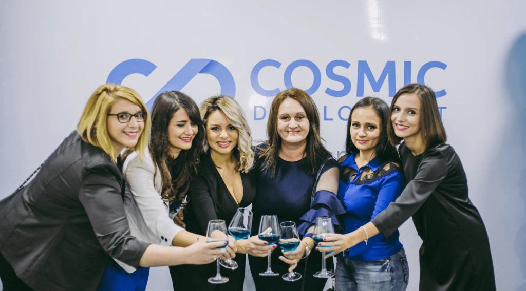 Women in tech, Cosmic Development