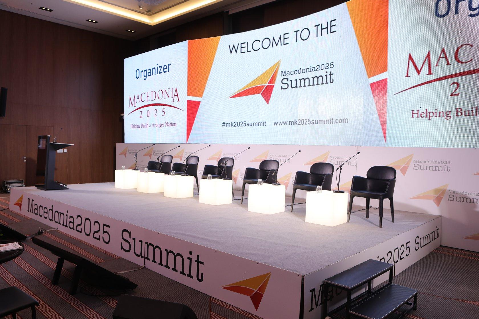 Macedonia 2025 Summit