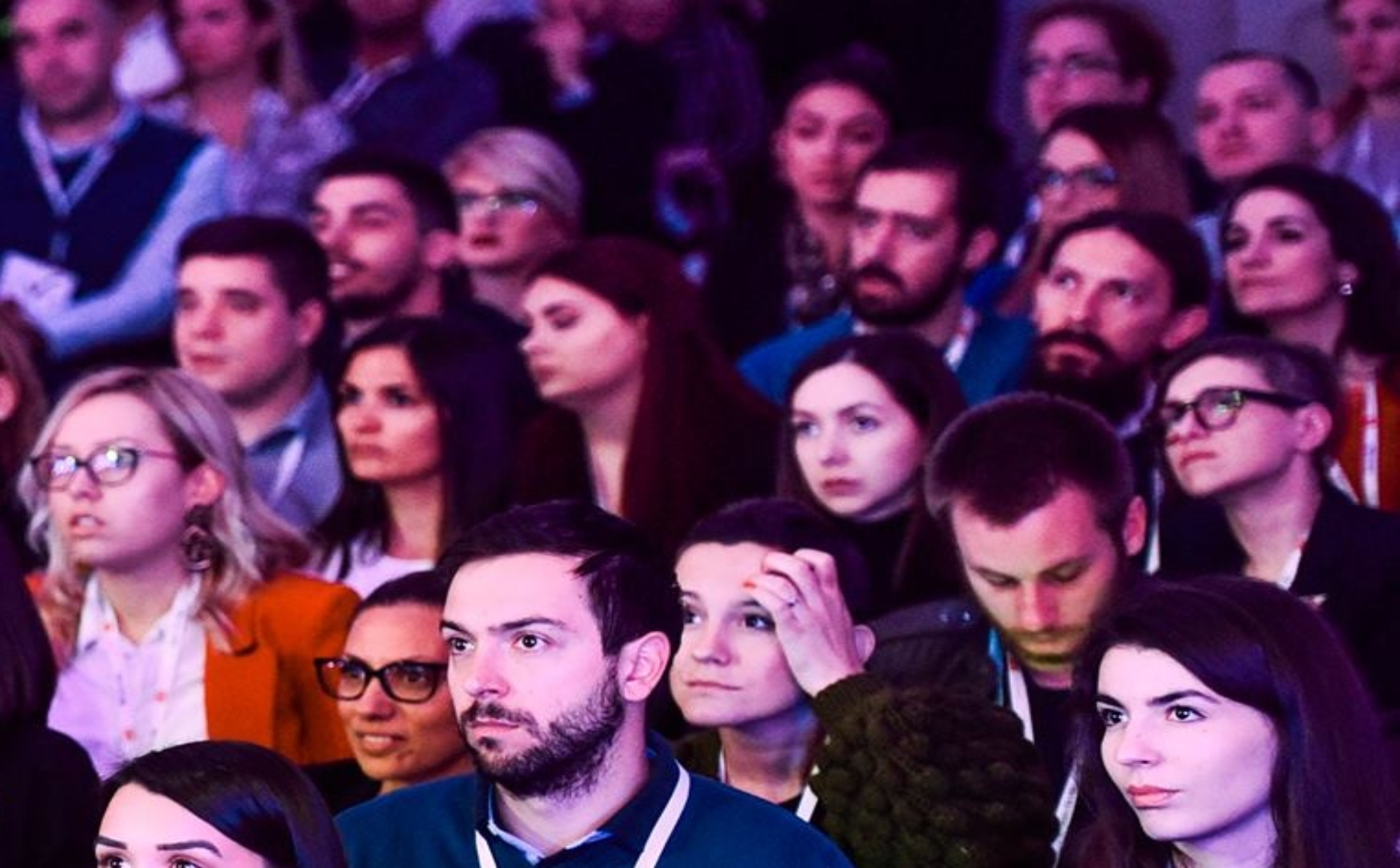attending conferences in 2018