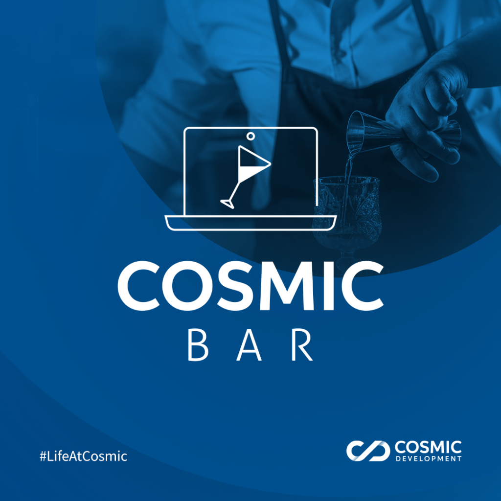 Cosmic Bar - Online Party