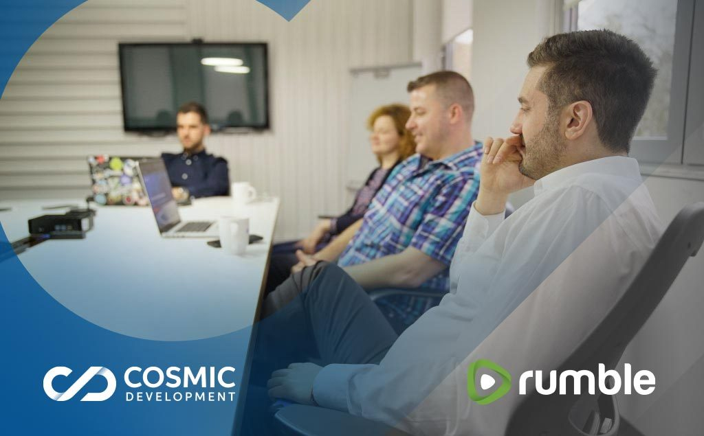 Cosmic - Rumble meeting