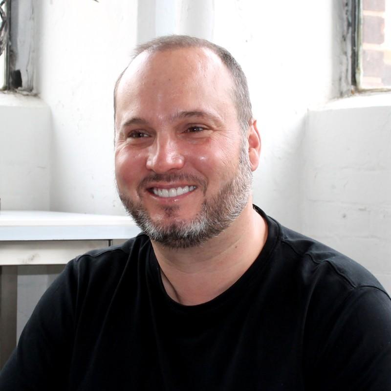 David Kosmayer from Bookmark